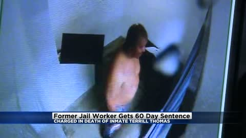 Former Milwaukee County Jail supervisor gets 60 day sentence
